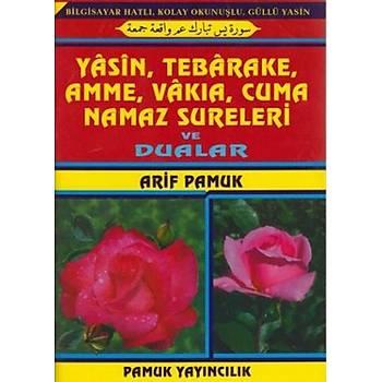 Güllü Yasin (Rahle Boy) - Arif Pamuk