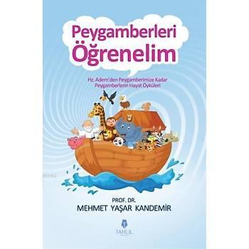 Peygamberleri Öðrenelim (Karton Kapak) - Mehmet Yaþar Kandemir