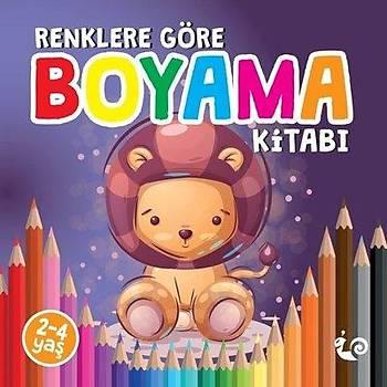 Renklere Göre Boyama Kitabý - Sunguralp Þolpan