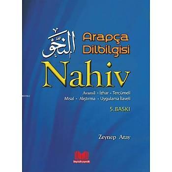 Arapça Dilbilgisi Nahiv - Zeynep Atay