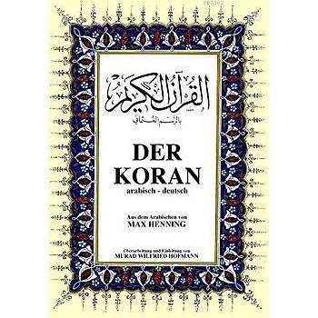 Der Koran (Kuraný Kerim ve Almanca Meali)