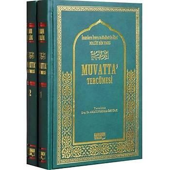 Muvatta Tercümesi (2 Cilt) - Ýmam Malik
