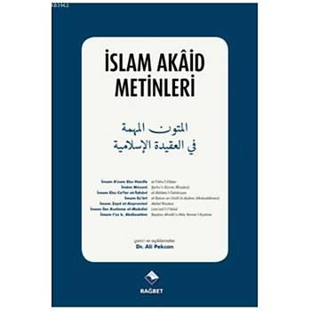 Ýslam Akaid Metinleri - Ali Pekcan