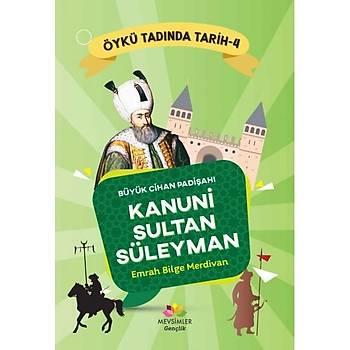 Büyük Cihan Padiþahý Kanuni Sultan Süleyman - Emrah Bilge Merdivan