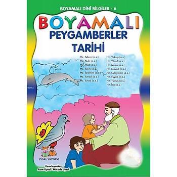 Boyamalý Peygamberler Tarihi - Asým Uysal & Mürþide Uysal