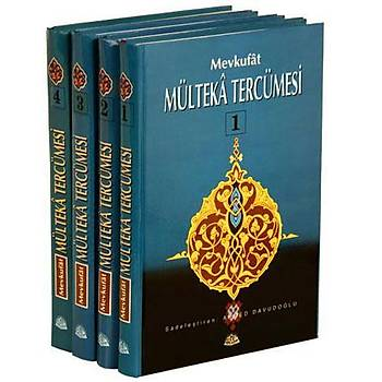 Mevkufat Mülteka Tercümesi (4 Cilt) - Ýbrahim Halebi