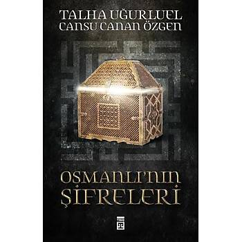 Osmanlý'nýn Þifreleri - Talha Uðurluel