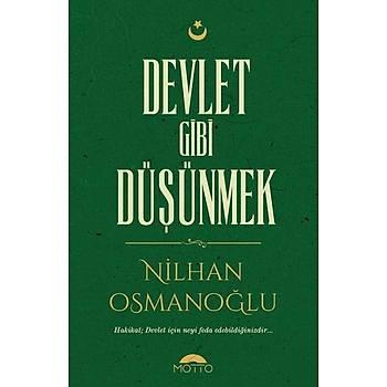 Devlet Gibi Düþünmek - Nilhan Sultan Osmanoðlu