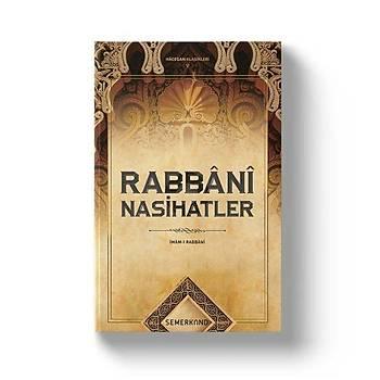 Rabbani Nasihatler - Ýmam Rabbani