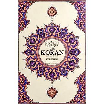 Der Koran (Kuraný Kerim ve Almanca Meali) Mega Boy