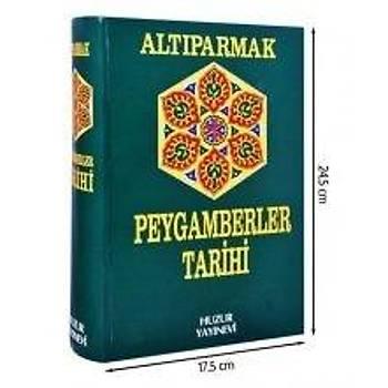 Altýparmak Peygamberler Tarihi - Muhammed oðlu Muhammed Efendi