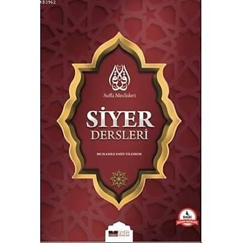 Suffa Meclisleri Siyer Dersleri - Muhammed Emin Yýldýrým
