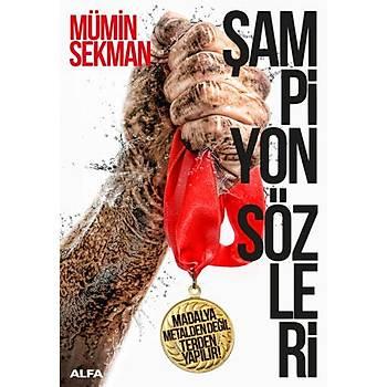 Þampiyon Sözleri - Mümin Sekman