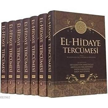 El Hidaye Tercümesi (7 Cilt) - Ýsmailaða Fýkýh Heyeti