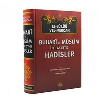 Buhari ve Müslim'in Ýttifak Ettiði Hadisler (Þamua Kaðýt) - Muhammed Fuad Abdulbaki