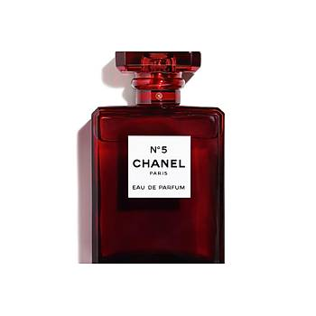 Chanel No 5 Red Limited Edition