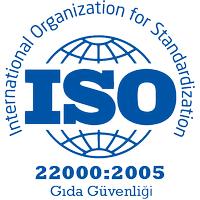 ISO 22000 GIDA GÜVENLÝÐÝ YÖNETÝM SÝSTEMÝ
