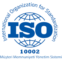 ISO 10002 MÜÞTERÝ MEMNUNÝYETÝ YÖNETÝM SÝSTEMÝ