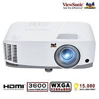 VIEWSONIC PA503W 3600 Ansi Lumen WXGA 1280X800 HDMI 3D DLP Projeksiyon