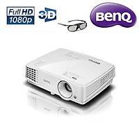 BenQ MH530 3200 Ansi Lumen Full HD 1920*1080 3D DLP Projeksiyon Cihazý