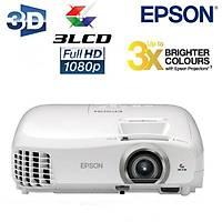 Epson EH-TW5300 2200 Ansi Lumen Full HD 3D LCD Ev Sinemasý Projeksiyonu