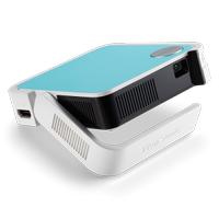 ViewSonic M1 Mini Plus JBL Hoparlörlü Wi-Fi Bataryalý HDMI/USB Cep Sinemasý LED Projeksiyon Cihazý (AÇIK KUTU)