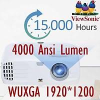 VIEWSONIC PG705WU 4000 Ansi Lumen WUXGA 1920*1200 DLP Projeksiyon