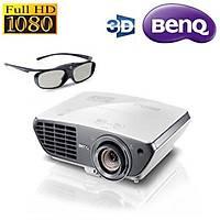 BenQ W3000 2000 Ansi Lumen Full HD 3D DLP Ev Sinemasý Projeksiyonu