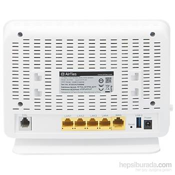 Airties 5760 1600 Mbps 11ac ADSL2+/VDSL2 Modem