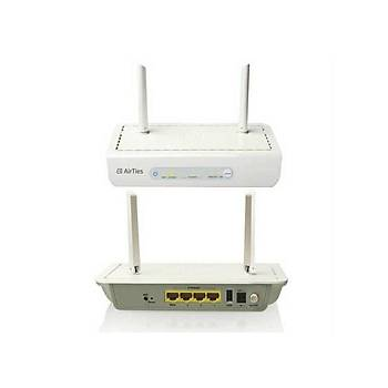 AirTies 4443 300Mbps 4 Port Kablosuz Router Ap