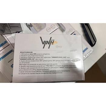 Alcatel MW70VK 4G 300 Mbps Mobil Wi-Fi