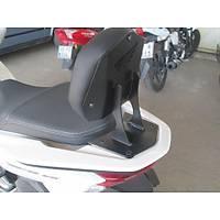 Honda PCX 125 - 150 Sissy Bar Siyah
