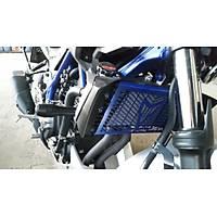 Yamaha MT25 Radyatör Koruma Race Blue
