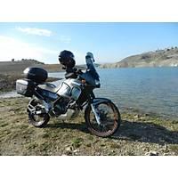 Kawasaki KLE 500 Koruma Demiri