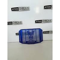 Yamaha MT09 Tracer Radyatör Koruma Race Blue