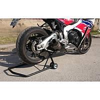 Pimli Motosiklet Sehpası Ve Pim Takımı