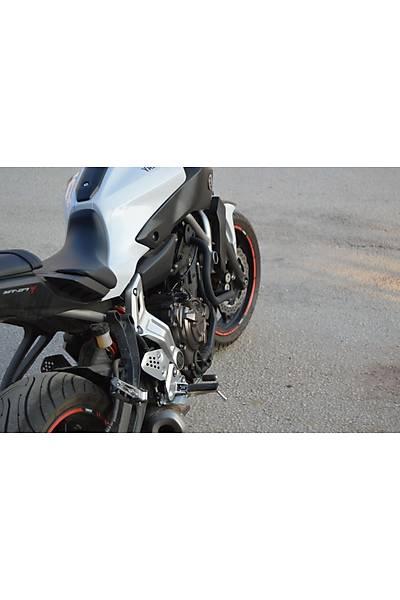 Yamaha MT07 Koruma Demiri Siyah