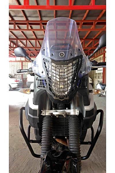 Yamaha XT 660 Z Tenere Far Koruma Demiri