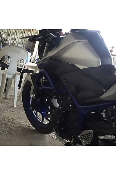 Yamaha MT25 Koruma Demiri Race Blue