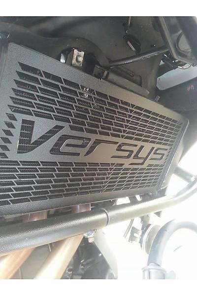 Kawasaki Versys 650 Radyatör Koruma Siyah