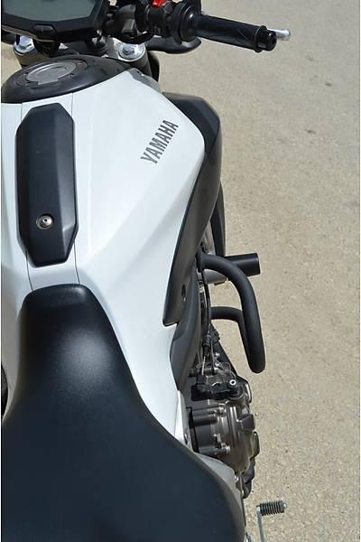 Yamaha MT07 Koruma Takozu