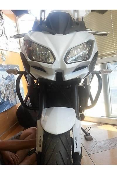 Kawasaki Versys 650 Koruma Demiri