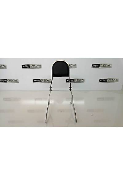 Piramit Desenli Sissy Bar