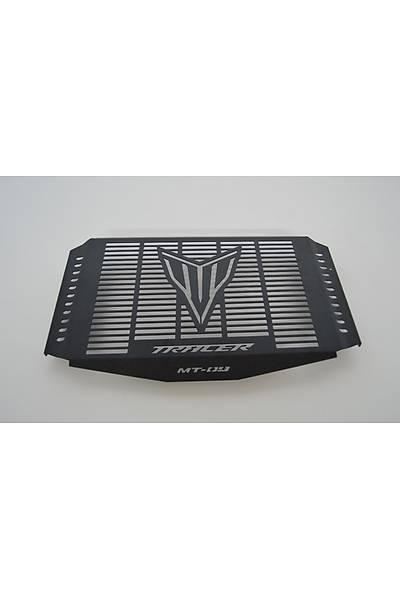 Yamaha MT09 Tracer Radyatör Koruma Siyah