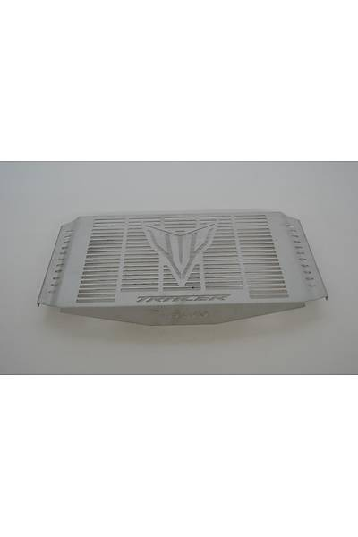 Yamaha MT09 Tracer Radyatör Koruma Krom