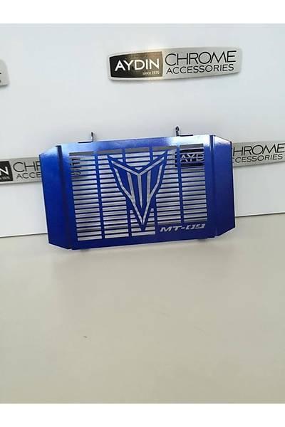 Yamaha MT09 Radyatör Koruma Race Blue
