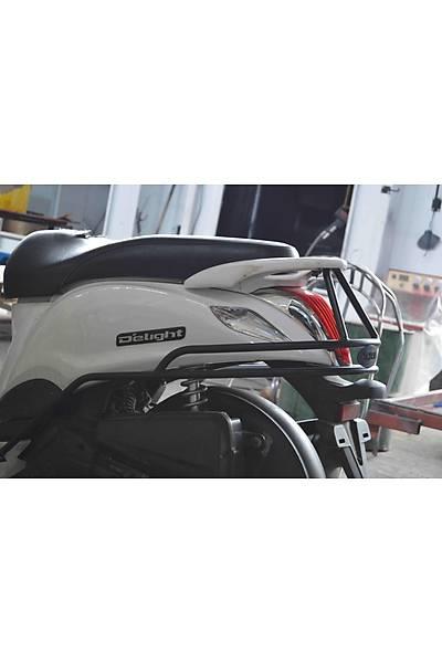 Yamaha Delight Çevre Demiri Siyah