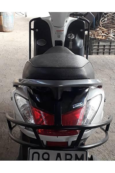 Yamaha Delihgt 2017-2020 Çevre Koruma Demiri