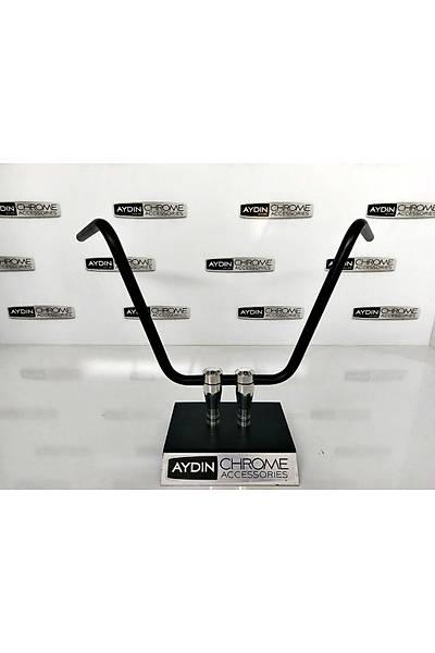 Ape Hanger 25,4MM Siyah