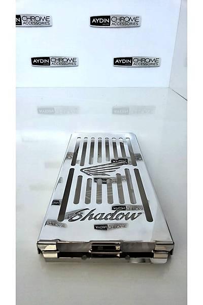 Honda Shadow 750 Radyatör Koruma Krom